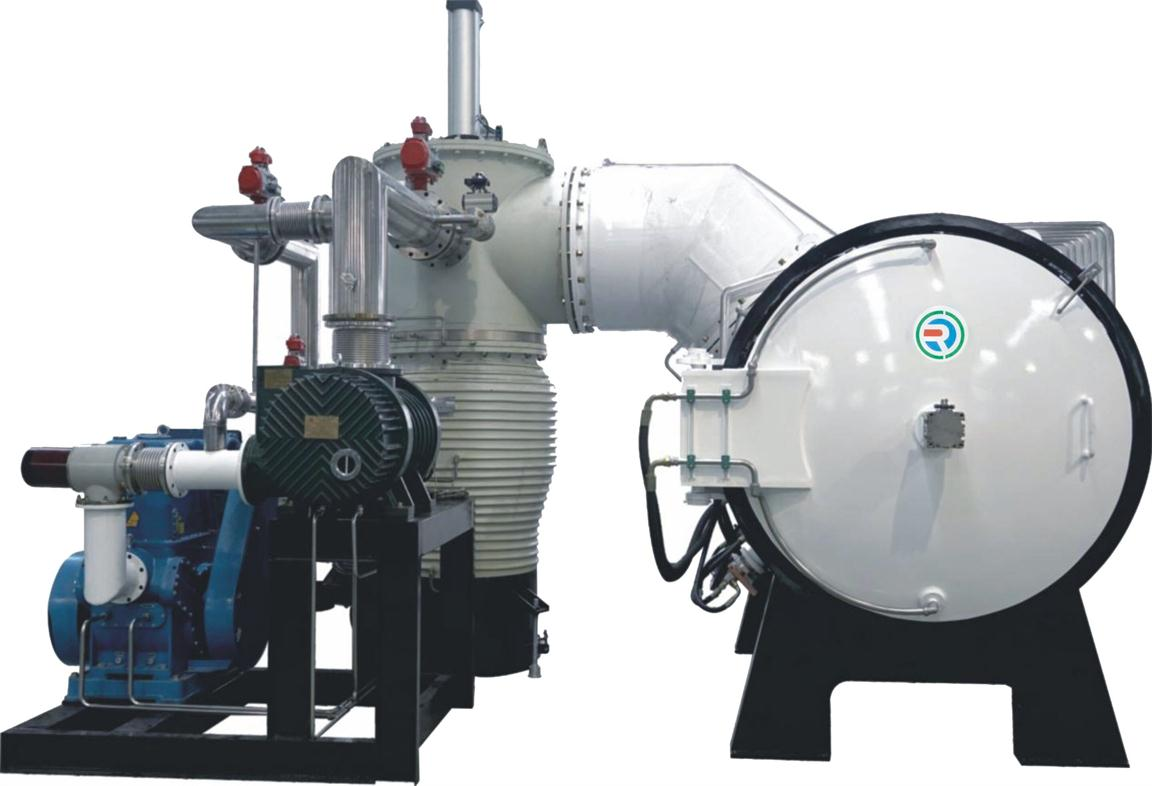 High Vacuum Sintering Furnace